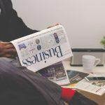 business, newspaper, survival